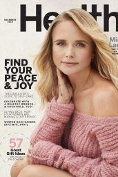 Miranda Lambert - Health Magazine December 2019 Cover and Photos