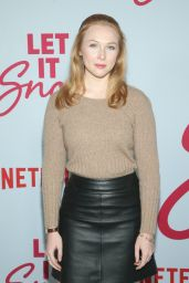 "Molly Quinn – ""Let It Snow"" Premiere in LA"