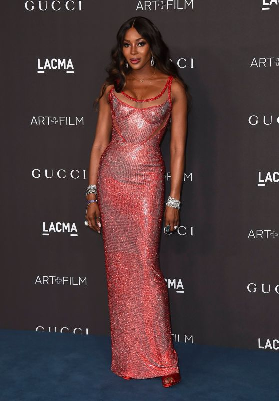 Naomi Campbell - 2019 LACMA Art and Film Gala