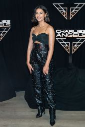 "Naomi Scott – ""Charlie's Angels"" Photocall in NY"