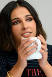 """Naomi Scott – """"Charlie's Angels"""" Press Conference in NY"""