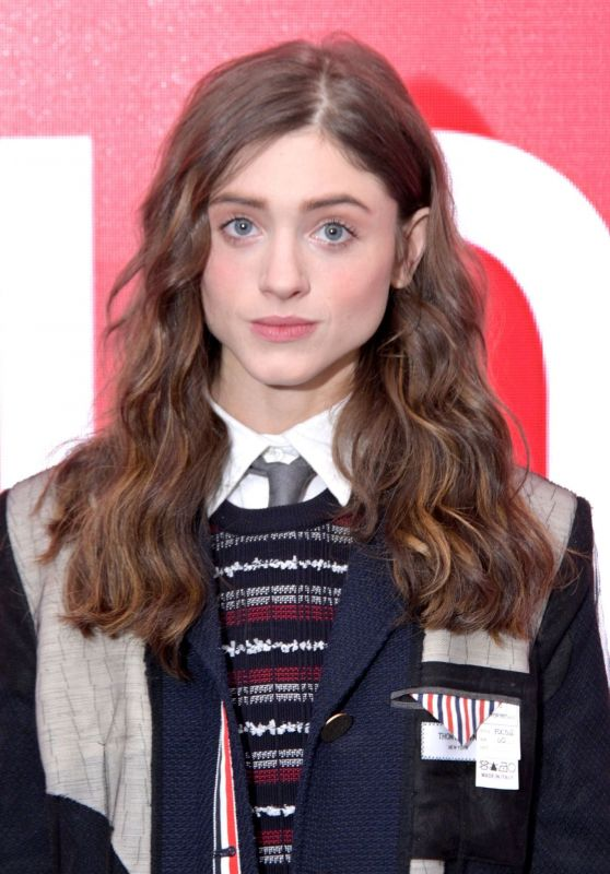 """Natalia Dyer - SAG-AFTRA Foundation Conversations: """"Stranger Things"""" in NY"""