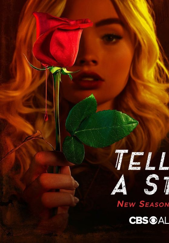 "Natalie Alyn Lind – ""Tell Me A Story"" Season 2 Promo Photo"