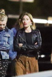 Natalie Dormer - Goes Out for Dinner in Los Angeles 11/26/2019
