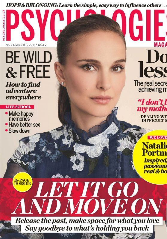 Natalie Portman - Psychologies UK November 2019 Issue