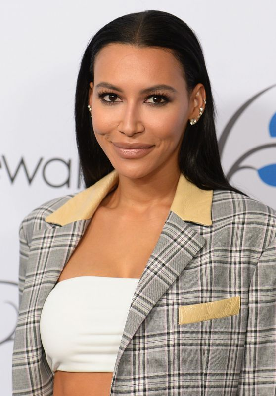 Naya Rivera – Women's Guild Cedar's-Sinai Luncheon in LA