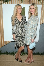 Nicky Hilton and Paris Hilton - 1 Hotel West Hollywood Opening in LA