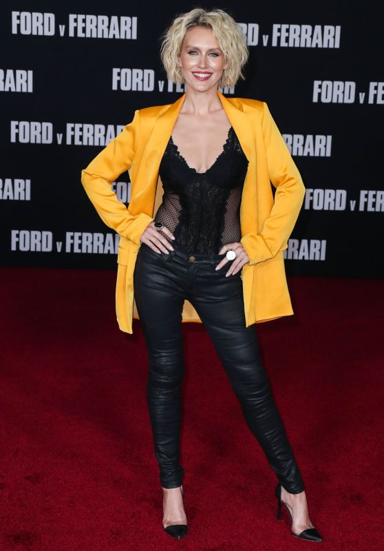 "Nicky Whelan – ""Ford v Ferrari"" Premiere in Hollywood"