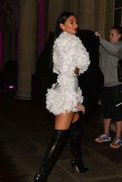 Nicole Scherzinger - Arriving at Her Hotel in London 11/09/2019