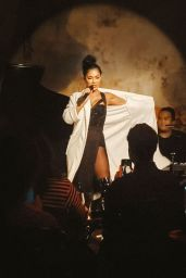 Nicole Scherzinger - Performing at Django in New York 10/30/2019