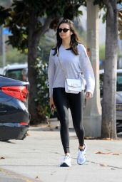 Nina Dobrev - Out in West Hollywood 11/19/2019