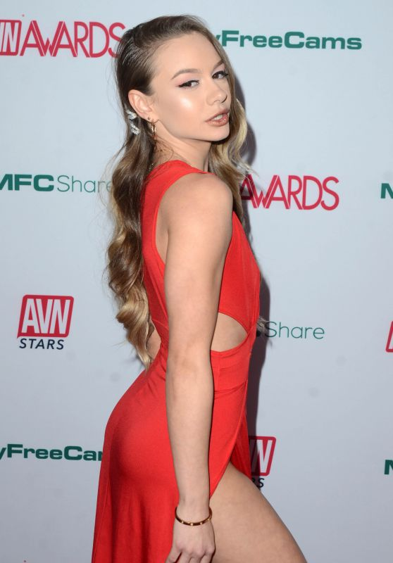 Noomi Swann – Adult Video News Awards 2019 Nominations Announcement