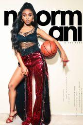 Normani - Cosmopolitan Magazine USA December 2019 Issue