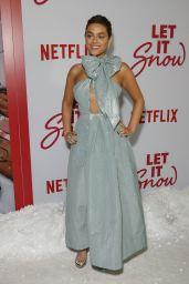 """Odeya Rush – """"Let It Snow"""" Premiere in LA"""