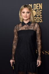 Olivia Holt – Golden Globe Ambassador Launch Party in LA 11/14/2019