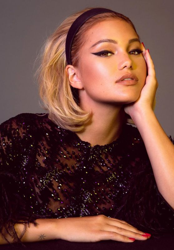 Olivia Holt - Photoshoot November 2019