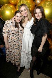 Olivia Wilde – Golden Globe Ambassador Launch Party in LA 11/14/2019