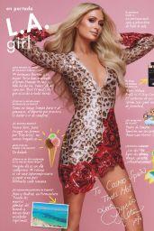 Paris Hilton – Vogue Magazine Spain December 2019 Issue