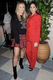 Perla Navla – Celeste Starre x Shiesado Makeup Launch in London 11/13/2019