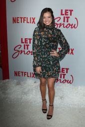 "Peyton Elizabeth Lee – ""Let It Snow"" Premiere in LA"