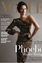 Phoebe Waller-Bridge - Vogue USA December 2019 Issue