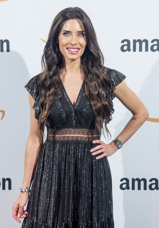 Pilar Rubio – Amazon Celebrates Black Friday in Madrid 11/27/2019
