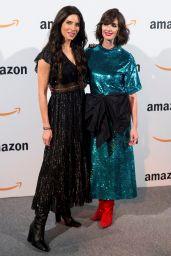 Pilar Rubio and Paz Vega - Amazon Celebrates Black Friday in Madrid 11/27/2019