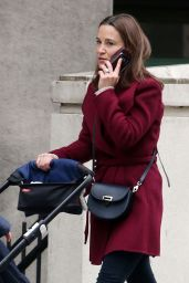 Pippa Middleton - Out in Chelsea 11/21/2019