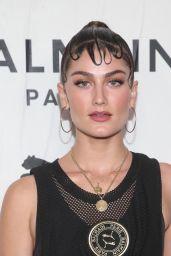 Rachel Matthews – PUMA x Balmain Launch Event in LA
