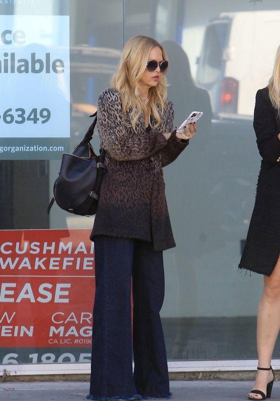 Rachel Zoe - Sweet Lady Jane Bakery in Los Angeles 11/05/2019