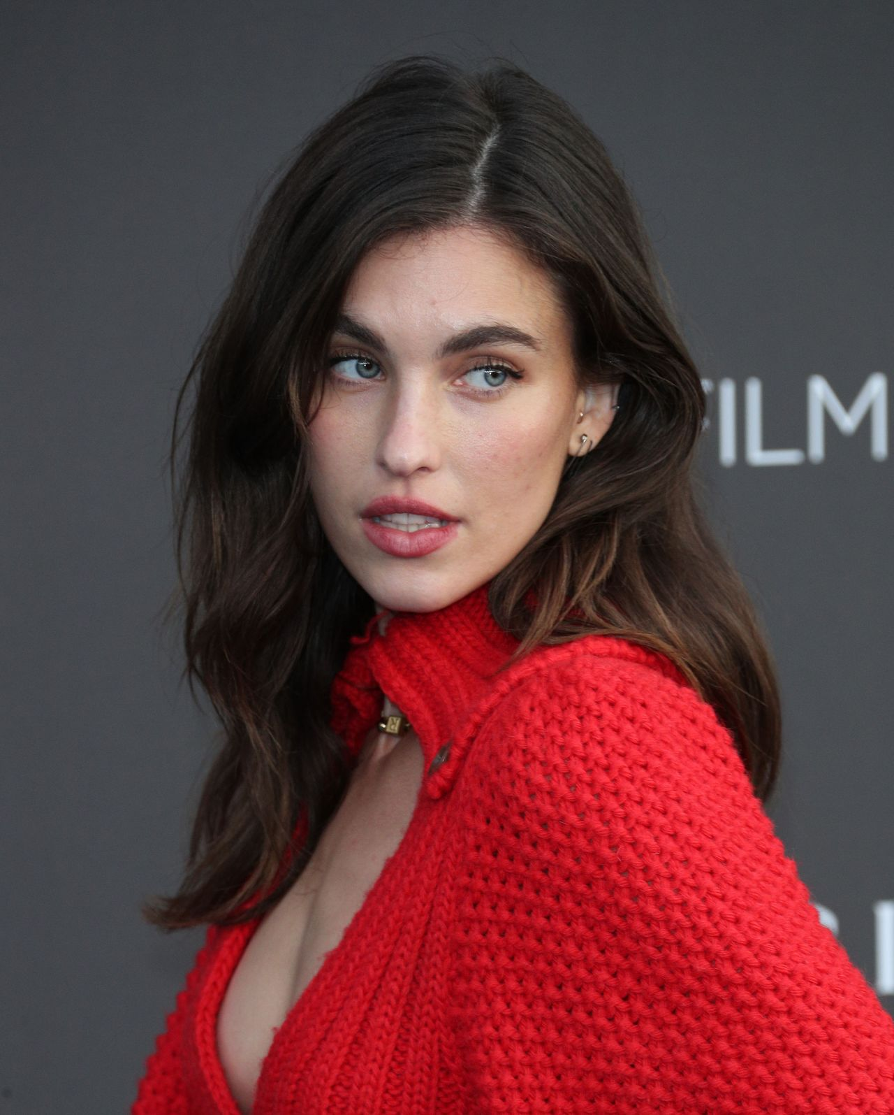 Rainey Qualley Photos Photos - Forevermark And InStyles