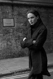 Rebecca Ferguson - Photoshoot for Contributor Magazine November 2019