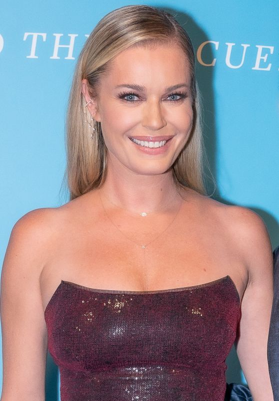 "Rebecca Romijn - Humane Society 2019 ""To The Rescue!"" Gala in NYC"