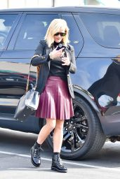Reese Witherspoon - Arriving at Her Office in Brentwood 11/15/2019