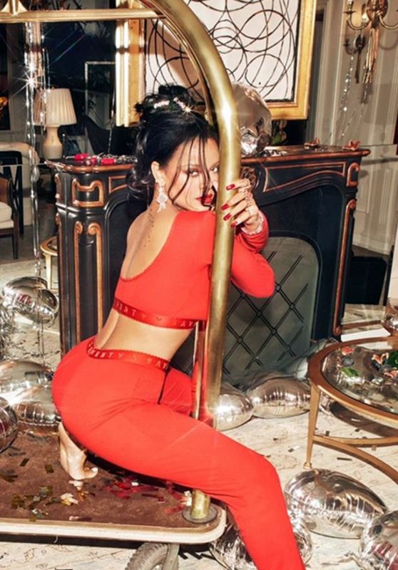 Rihanna - X Fenty New Campaign 2019