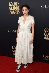 Rosa Salazar – Golden Globe Ambassador Launch Party in LA 11/14/2019
