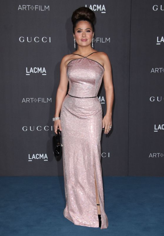 Salma Hayek - 2019 LACMA Art and Film Gala