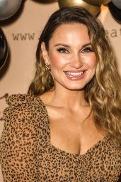 Sam Faiers – Style Cheat's Christmas Party in London 11/28/2019