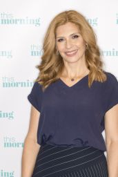 """Samantha Giles - """"This Morning"""" TV Show in London 11/29/2019"""