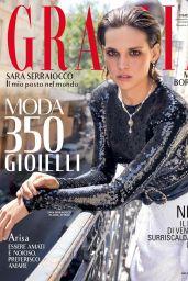 Sara Serraiocco - Grazia Italy 11/21/2019 Issue