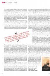 Scarlett Johansson - ELLE France 11/29/2019 Issue