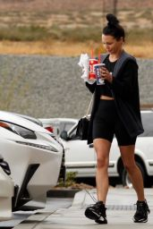 Scheana Shay Make-Up Free - Palm Springs 11/20/2019