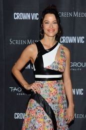"""Scottie Thompson – """"Crown Vic"""" Special Screening in New York"""