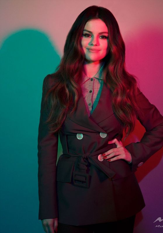 Selena Gomez - Music Choice Portrait October 2019