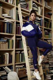 Selena Gomez - SG x PUMA A/W19 Collection