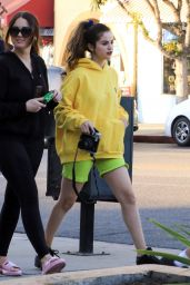 Selena Gomez - Shops at Gelson