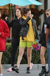 Selena Gomez - Shops at Gelson