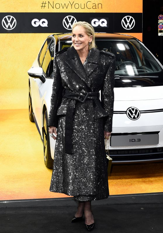 Sharon Stone - 2019 GQ Men of the Year Awards in Berlin