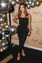 Shelby Tribble – Style Cheat's Christmas Party in London 11/28/2019