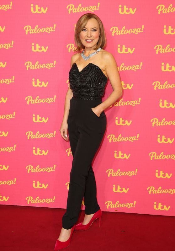 Sian Williams – ITV Palooza 2019 in London